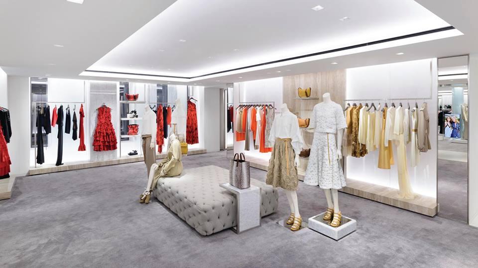cheap for discount 9346e 7a904 Negozio abbigliamento, come scegliere l'illuminazione giusta